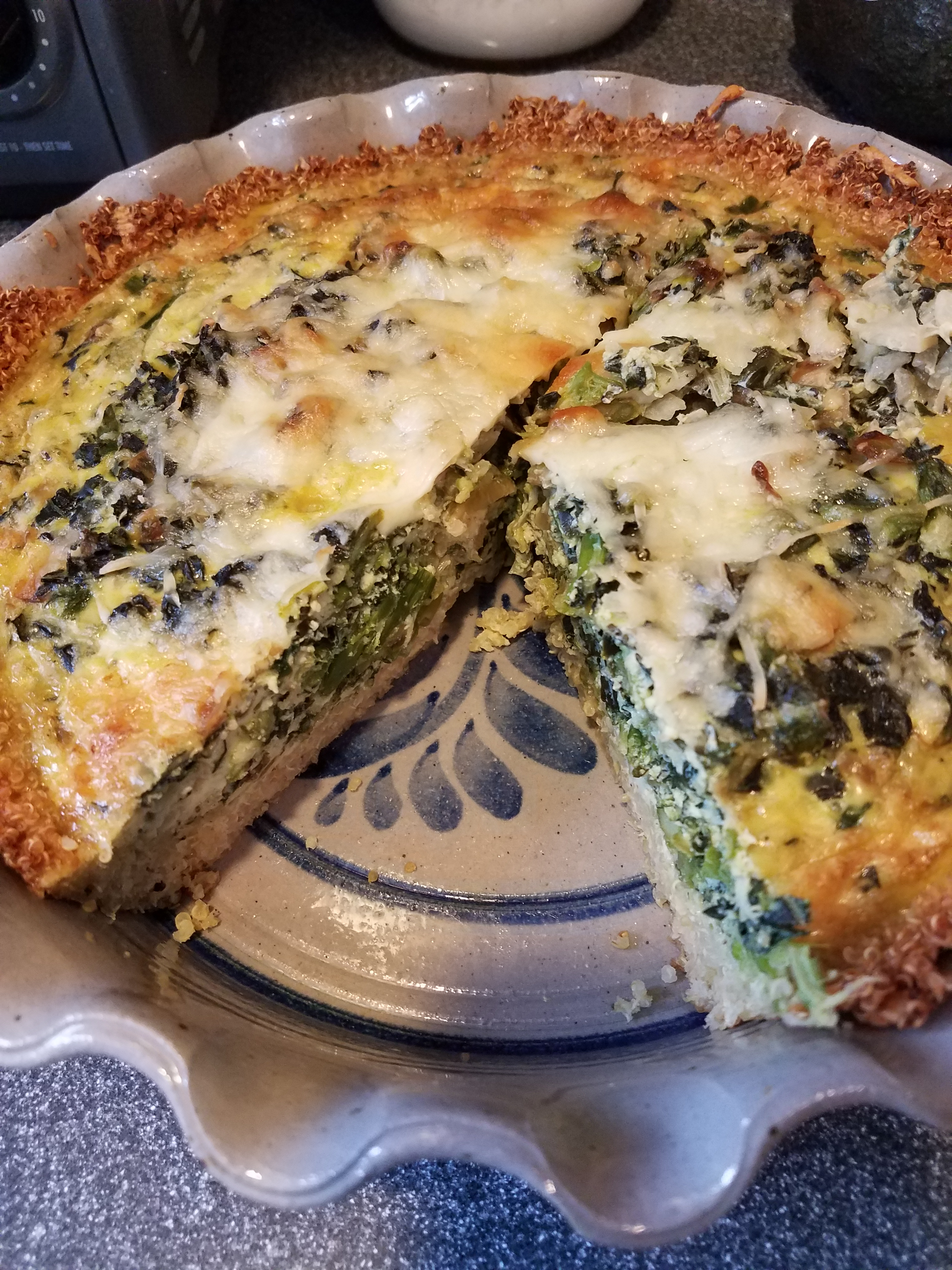 Egg Pie will never be the same
